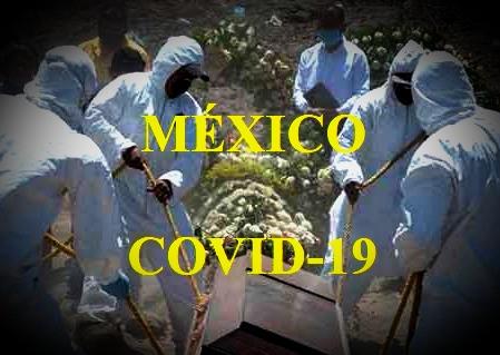 Incontrolable el COVID-19 en México: un millón 711 mil casos y más de 146 mil defunciones