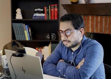 """""""La ciudadanía pondrá a cada partido en su lugar"""", afirma Daniel Serrano Palacios"""