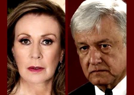 Laura Zapata es tendencia por pedir a Twitter que cancele la cuenta de López Obrador