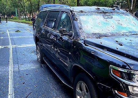 Alerta total en CDMX, después del atentado contra el secretario de Seguridad,  Omar García Harfuch