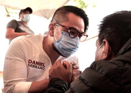 Alfredo Durán Reveles publica encuesta que le da el triunfo a Daniel Serrano Palacios