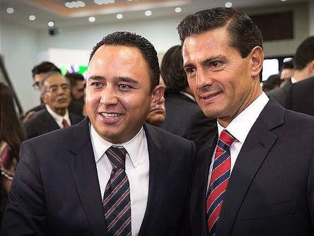TRASCENDIDO. En cualquier momento podrían arrestar a Guillermo Calderón León, político cercano a EPN