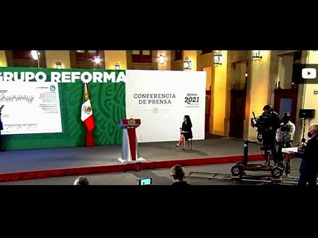 Jorge Ramos encara a López Obrador