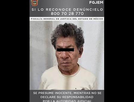 Capturan a asesino serial de mujeres en Atizapán de Zaragoza