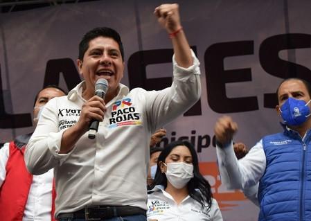 Paco Rojas, la alternativa más fuerte por el Distrito Local 43 de Cuautitlán Izcalli