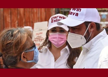 Darwin Eslava con amplia ventaja electoral en Coacalco