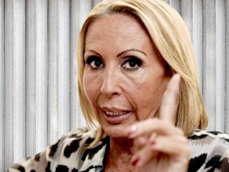 Laura Bozzo presenta amparo para no ser encarcelada por fraude fiscal