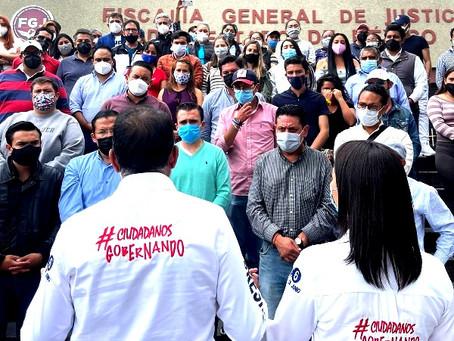 PAN Edomex responsabiliza a Gabriela Gamboa Sánchez por amenazas a Fernando Flores Fernández