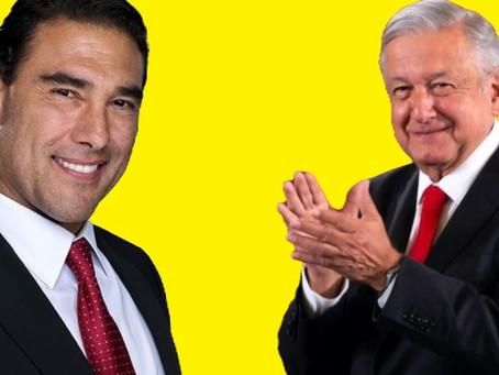 """""""Tenemos un presidente (López Obrador), que es un dictador"""": Eduardo Yáñez"""