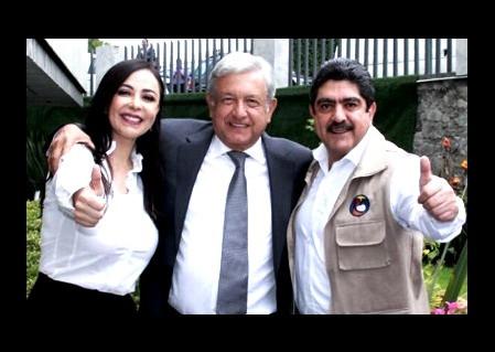 Manuel Espino Barrientos y Patricia Durán Reveles, desatan corrupción en Naucalpan