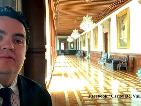 Carlos Loret de Mola, resalta la influencia de Carlos del Valle en el gobierno de López Obrador