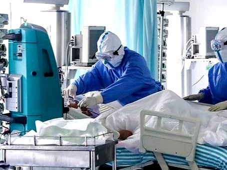 ¡ALERTA! México suma 6 mil nuevos casos de COVID-19