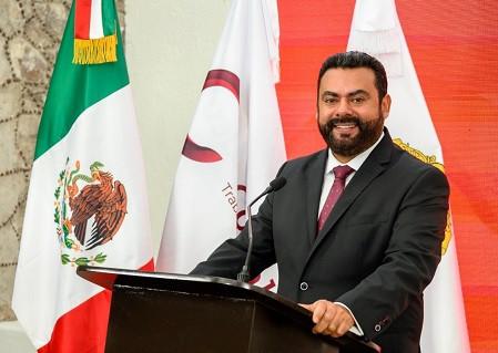 Darwin Eslava destaca la transformación de Coacalco, en su Segundo Informe de Gobierno