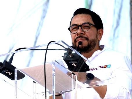Daniel Serrano Palacios, firme en sus derechos partidistas con MORENA
