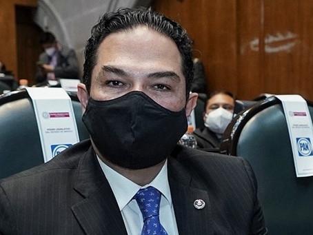 """""""Los diputados de MORENA, deben respetar a su coordinador"""": Enrique Vargas del Villar"""