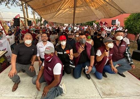 """""""Haremos un gobierno incluyente en Cuautitlán Izcalli"""": Daniel Serrano Palacios"""