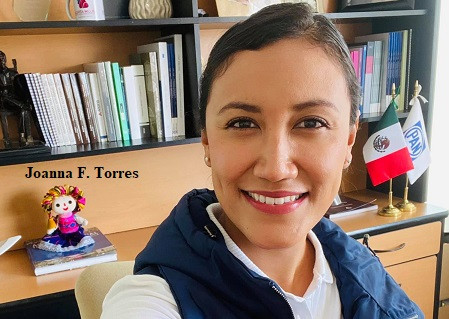 Posicionamiento de Joanna F. Torres respecto a la situación que priva en San Mateo Ixtacalco