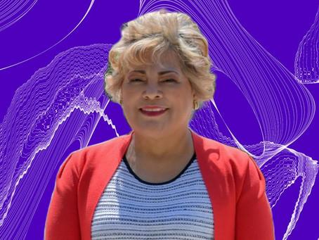 ¡INCREÍBLE! Ruth Olvera Nieto, se vacuna diario para no contagiarse de COVID-19