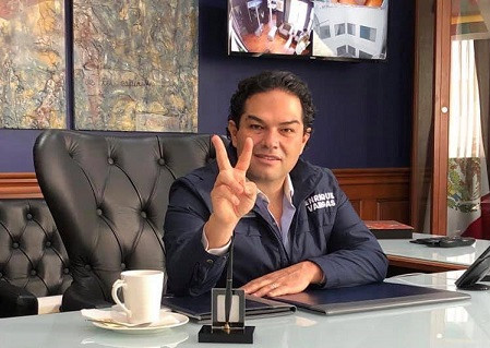 Enrique Vargas del Villar, destaca en las posiciones plurinominales para la próxima Legislatura