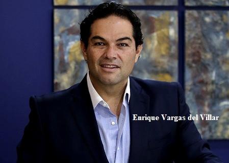 """""""Acepto el reto a debatir con Higinio Martínez Miranda"""": Enrique Vargas del Villar"""
