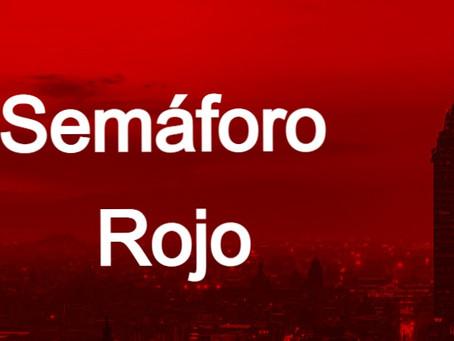 Sheinbaum fracasa: CDMX regresa a Semáforo Rojo, y el COVID desquicia a la capital del país