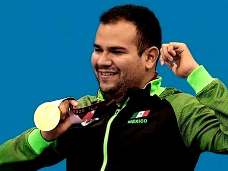 Diego López Díaz consigue medalla de oro para México en los Juegos Paralímpicos 2020