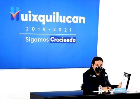 Huixquilucan cuenta con 10 millones de pesos para adquirir vacunas contra COVID-19
