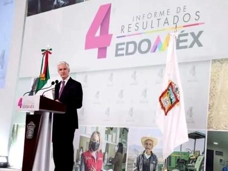 Francisco Rojas Cano, resalta el apoyo de Alfredo del Mazo a las mujeres