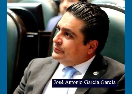 José Antonio García García, contradice a Rodrigo Jarque Lira
