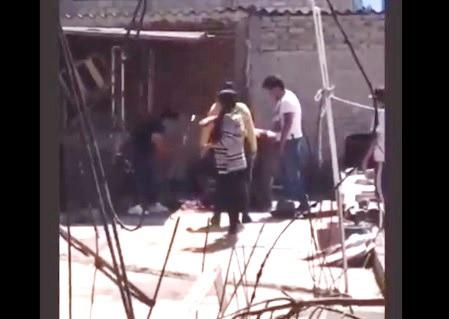 #InformaciónGrave Asesinan cruelmente a perro en Tlalnepantla (VIDEO)