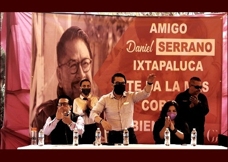 Daniel Serrano Palacios, debilita al grupo de Higinio Martínez Miranda