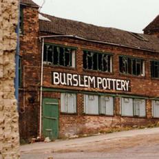 Burslem Pottery