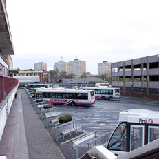 THE OLD BUS STATION