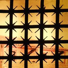 A Roman Sercurity Window