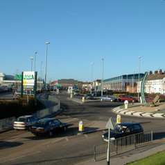 The Asda Roundabout