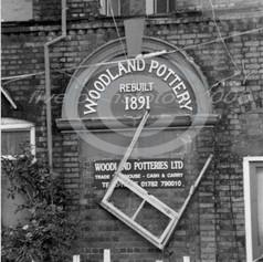Woodland Pottery