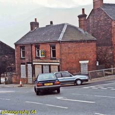 End of Turnhurst Road, Chell