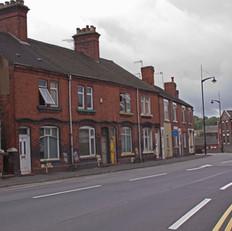Trubshaw Cross.