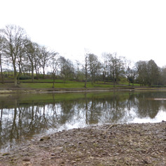 Tunstall Park drained