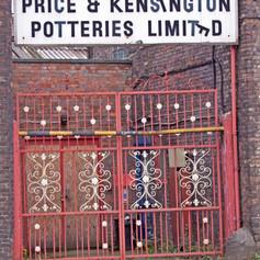 Gates to Price + Kensington