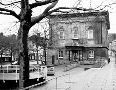 TOWN HALL & BANDSTAND