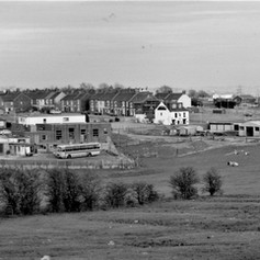 A View of Packmoor Village
