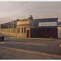 Timber Yard Scotia Road