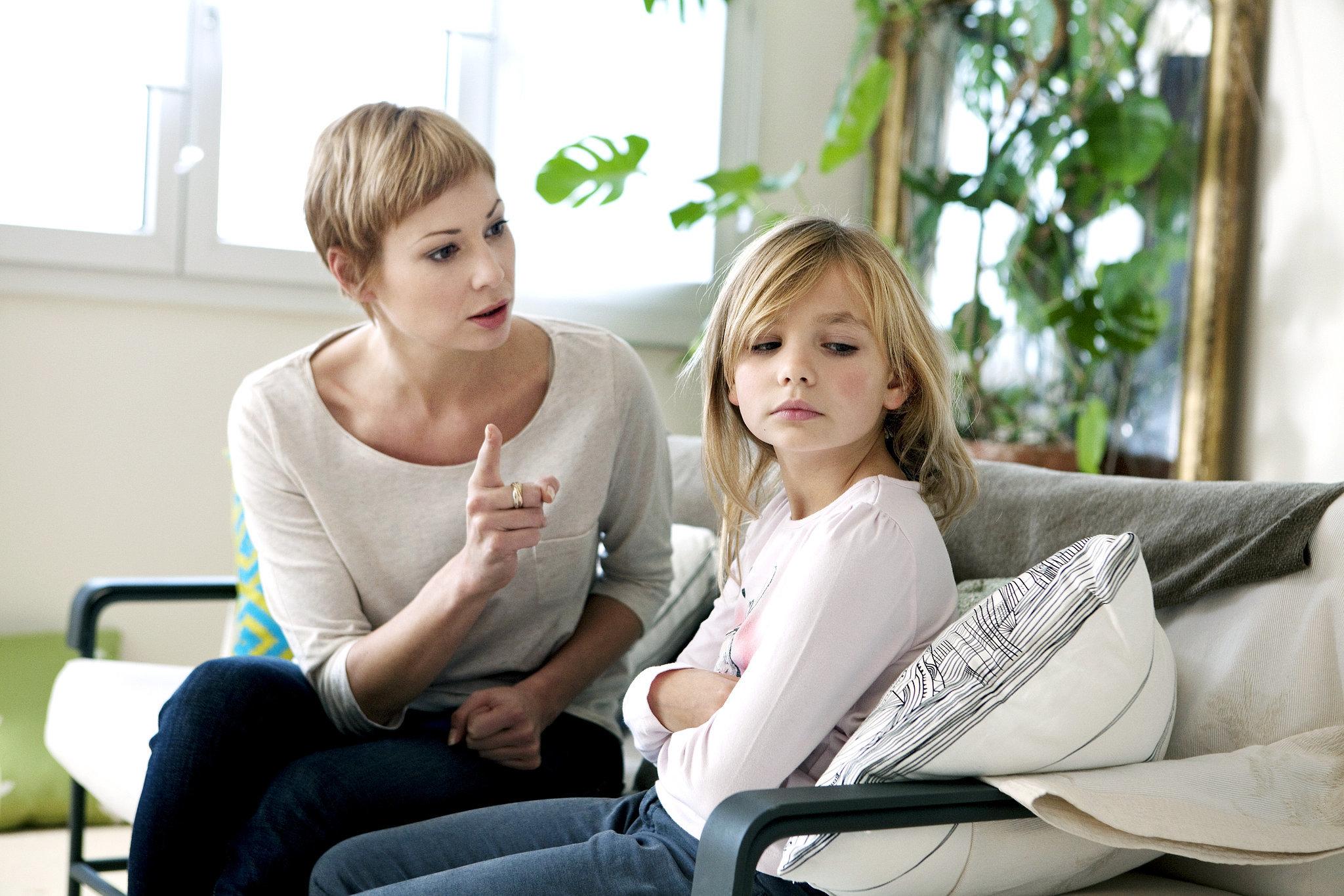 როგორ ვუთხრათ ბავშვს