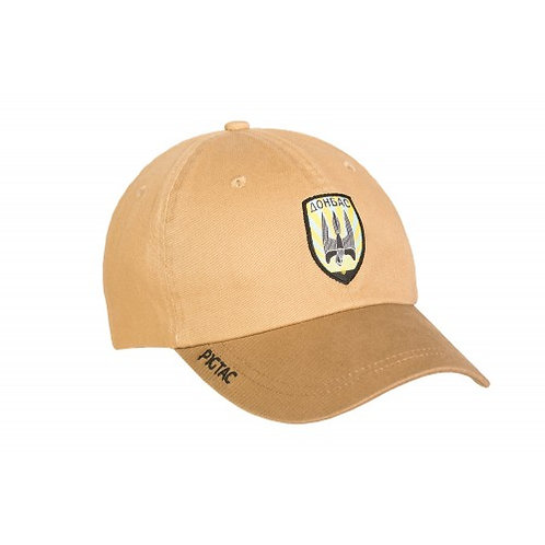 "Бейсболка з логотипом P1G-Tac® ""ДОНБАС"" (Flexfit)"