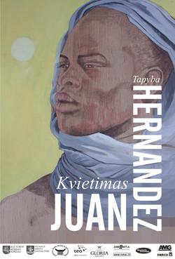 Cartel Exposición en Lituania