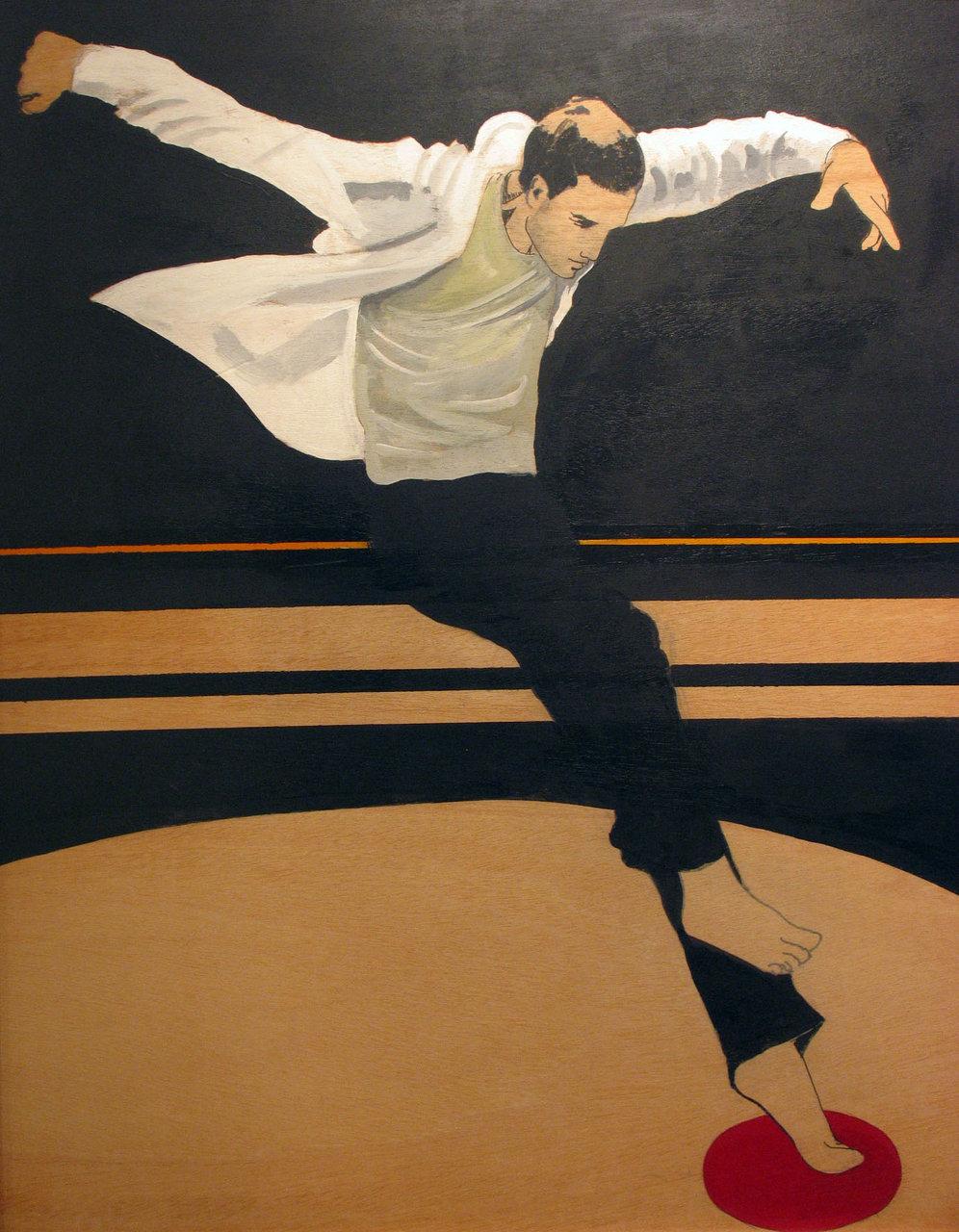bailarin