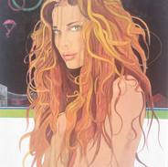 Ana Beatriz Barros. 127x92 cm.
