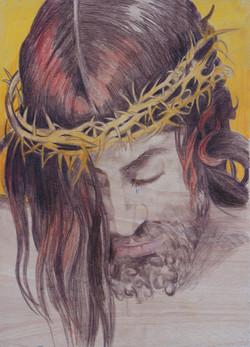CHRIST AND TEAR.