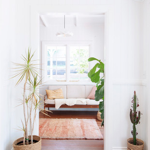 Entry to Sunroom